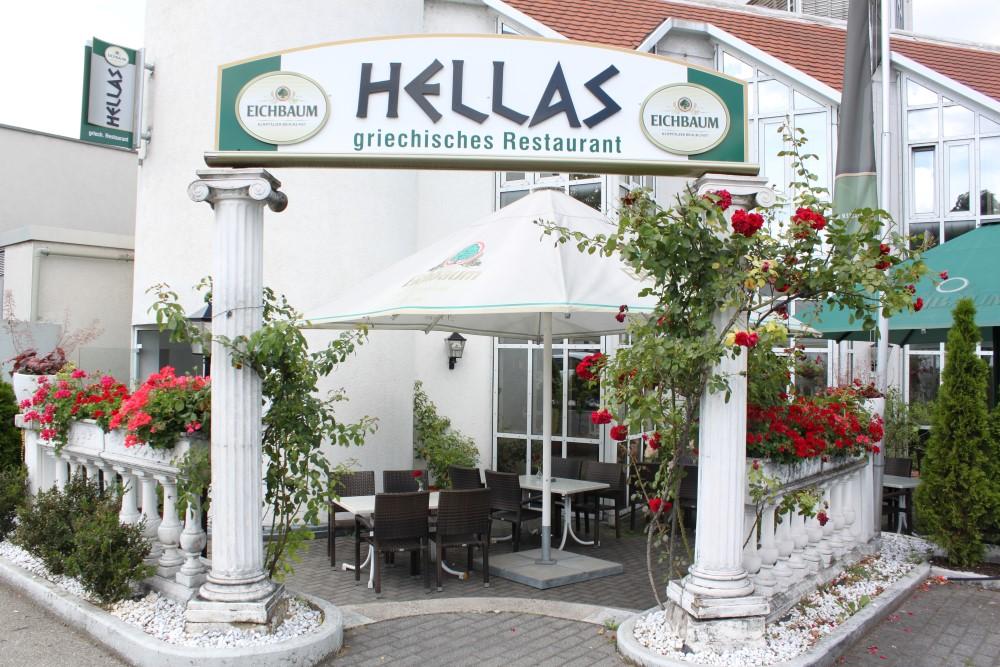 hellas griechisches restaurant weinheim viernheim gaststätte gasthaus mittagstisch tagesessen ...